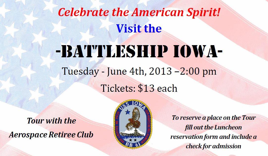 USS Iowa Flyer